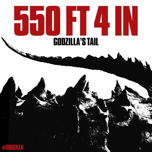 Godzilla Facts 1