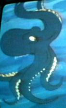 Hanna Barbera - Giant Octopus