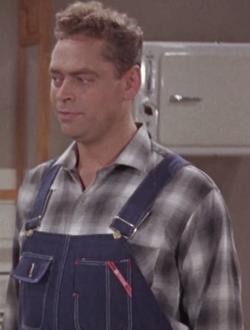 Reptilicus (1961 film) - Peterson