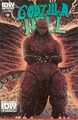 GODZILLA IN HELL Issue 1 CVR RE Comic-Con w Icon