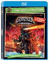 Sony Toho Godzilla Collection Blu-Rays - Godzilla 2000