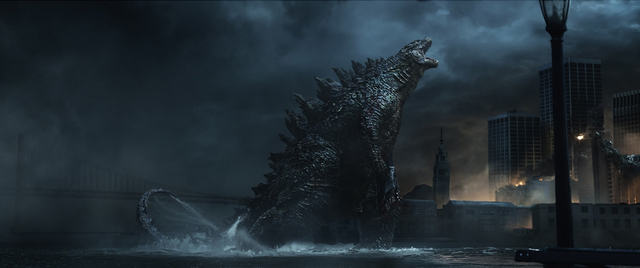 File:G14 - Godzilla with M.U.T.O.'s head in his hands full view.png