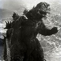 Godzilla (1965) - Infobox