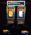 Godzilla On Monster Island Slot Machine