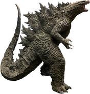 Godzilla (Gojira) MV transparent 4