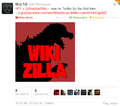 MUTOresearch mentioned Wikizilla on Twitter!