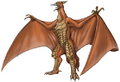 Concept Art - Godzilla Final Wars - Rodan 1