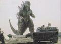 G2K - Godzilla vs. the Military