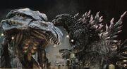 Orga vs Godzilla