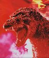 GVD - Godzilla Head Shot