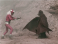 Go! Godman - Godman vs. Batman - 21