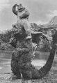 SOG - Minilla Sits On Top of Godzilla