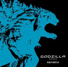 Godzilla Planet of the Monsters - Original Soundtrack cover - Alternate
