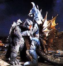 Godzilla vs Gigan 2