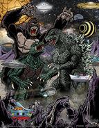 Kong gamera godzilla by kaijuverse-d924q5o