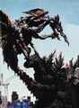 GXM - Megaguirus Stings Godzilla