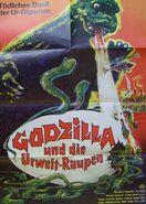 Godzilla 4-Die Urweltraupen 3