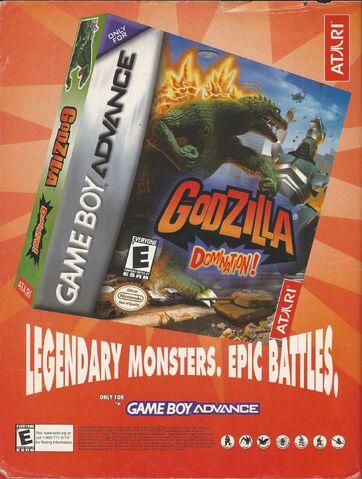 File:Godzilla Domination Ad from Prima GDAMM Guide.jpg