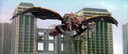 Megaguirus en Godzilla vs Megaguirus