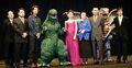 Godzilla vs. Megaguirus Cast Photo