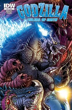 RULERS OF EARTH Issue 25 CVR A