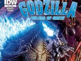 Godzilla: Rulers of Earth Issue 25