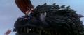 Godzilla vs. Megaguirus - Godzilla eats Megaguirus' stinger