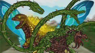 Кинг Конг против Годзиллы 20 King Kong vs. Godzilla 20 - Shin Godzilla-Biollante