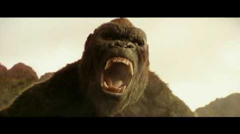 "KONG SKULL ISLAND - ""Uncharted"" TV Spot"