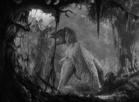 King Kong 1933 T-Rex