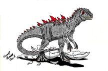 Neo Daikaiju GODZILLA JR by Dino master