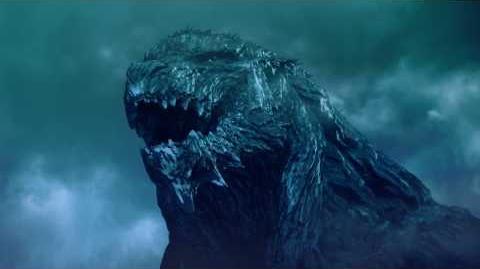 XAI「THE SKY FALLS」ミュージックビデオ GODZILLA ver.