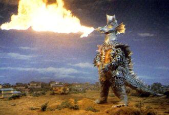 Gilmaras fire breath