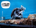 Godzilla vs. Gigan Lobby Card Germany 4