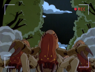 Giant Mutant Termite
