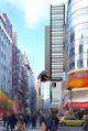 Shinjuku Godzilla Head 2