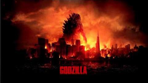 01 Godzilla! - Godzilla 2014 - Soundtrack - Alexandre Desplat