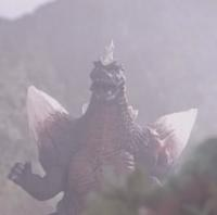 Spacegodzilla Godzilla Island