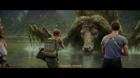"KONG SKULL ISLAND - ""The Island"" TV Spot"