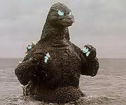 Atomic Godzilla