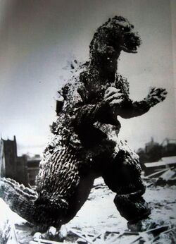 Godzilla (1955) - Infobox