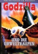 Godzilla 4-Die Urweltraupen 2