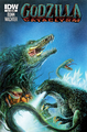 Godzilla Cataclysm Issue 2 CVR B
