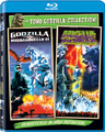 Godzilla Movie DVDs - TOHO GODZILLA COLLECTION Godzilla vs. MechaGodzilla II and Godzilla vs. SpaceGodzilla -Sony-