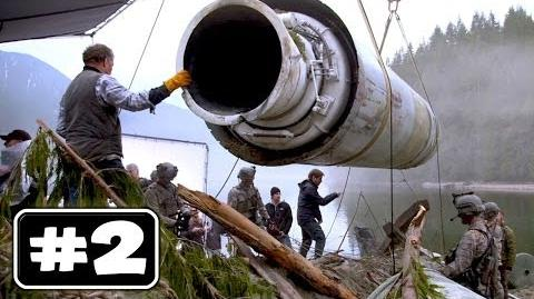 Behind the Scenes of GODZILLA Making-Of Video 2