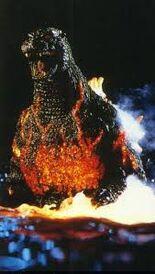 Desugoji en Godzilla vs destoroyah