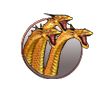 GDAMM king ghidorah icon