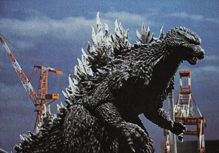 Dibujos Godzilla Raids Again 1955 Para Colorear: Image - GXMG - Godzilla.jpg