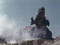 Go! Godman - Episode 6 Godman vs. Gorosaurus - 32 - Less talk, more shimmy