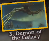 3. Demon of the Galaxy